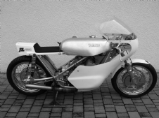 Yamaha TR3 & TZ350A/B Race Exhausts